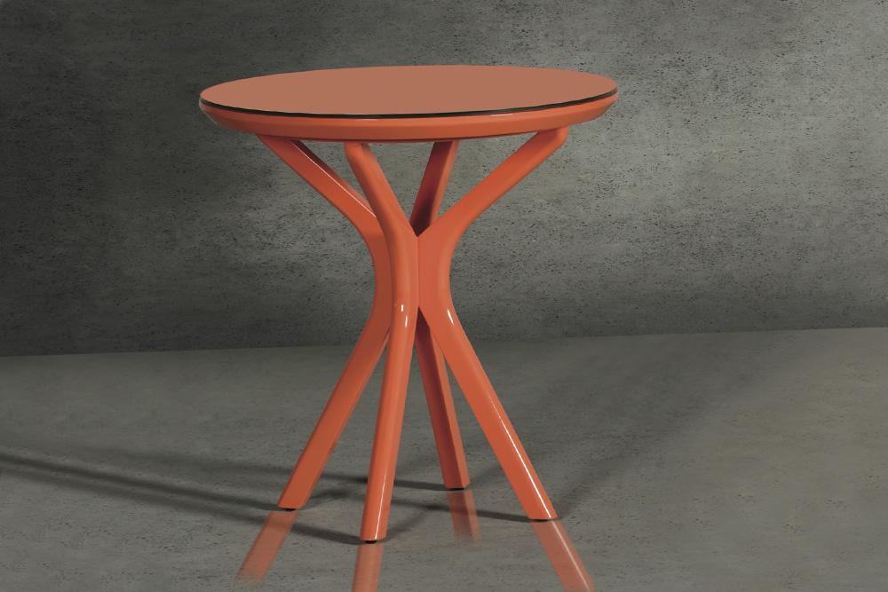 mesa de canto iris